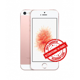 APPLE IPHONE SE 16GO OR ROSE - GRADE A