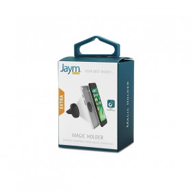 SUPPORT VOITURE UNIVERSEL FIXATION MAGNETIQUE JAYM