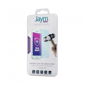 FILM ECRAN VERRE TREMPE INCURVE JAYM COMPATIBLE APPLE IPHONE 7 / 8