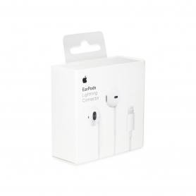 ECOUTEURS EARPODS LIGHTNING ORIGINE APPLE