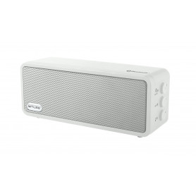 ENCEINTE BLUETOOTH PORTABLE STEREO 2 x 3W BLANCHE - MUSE
