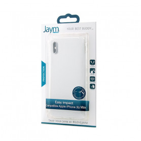 COQUE RENFORCEE TRANSPARENTE JAYM COMPATIBLE APPLE IPHONE XS MAX
