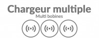 Chargeur multi bobines
